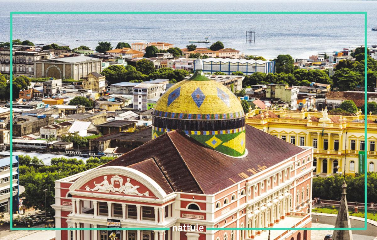Día 1: Manaus