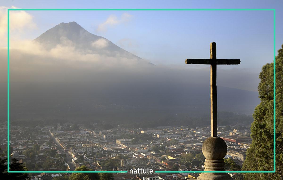 Día 1: Guatemala - Antigua Guatemala