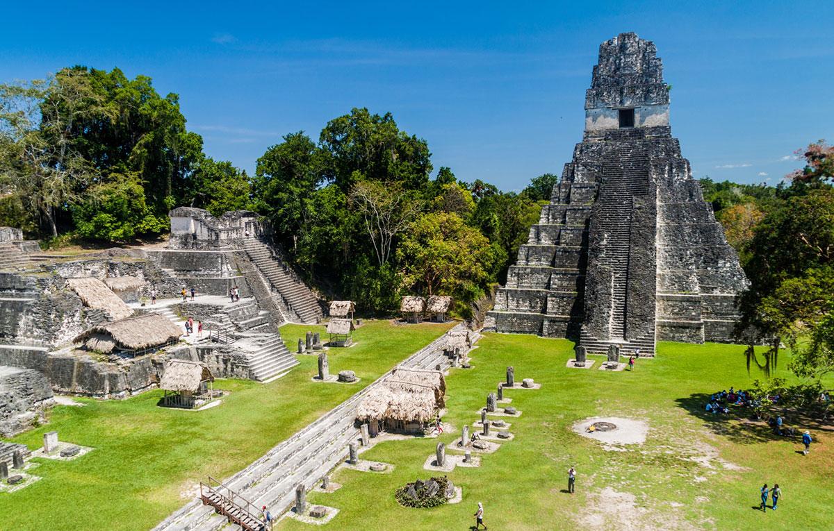 Día 13: Tikal