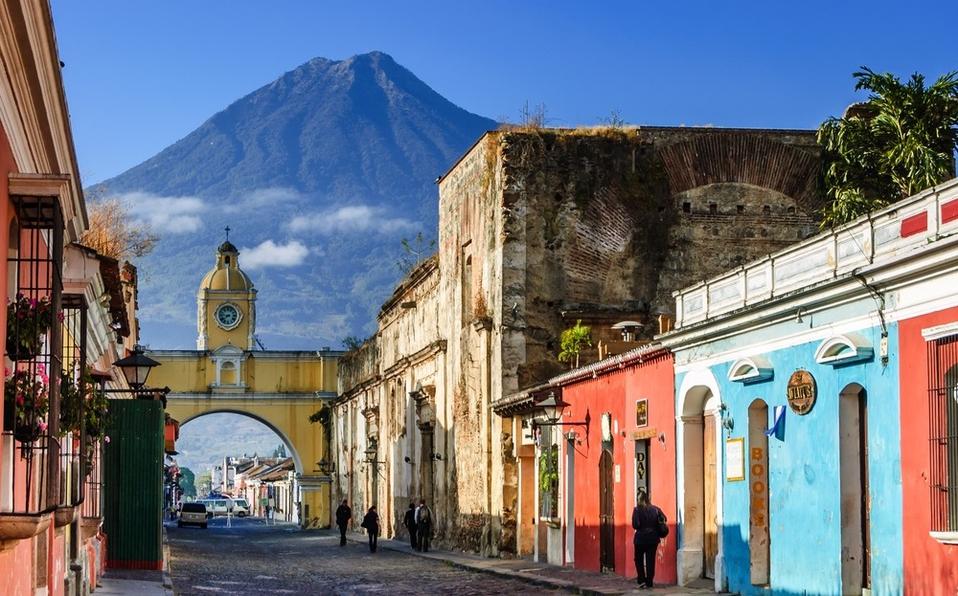 Día 2: Antigua Guatemala + Pueblos vecinos